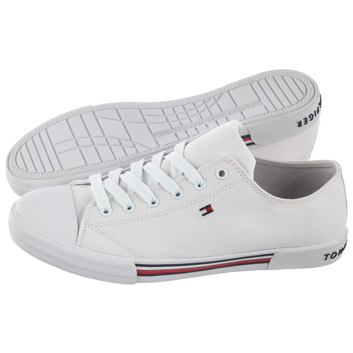 Trampki Tommy Hilfiger Low Cut Lace Up Sneaker T3X4 30692