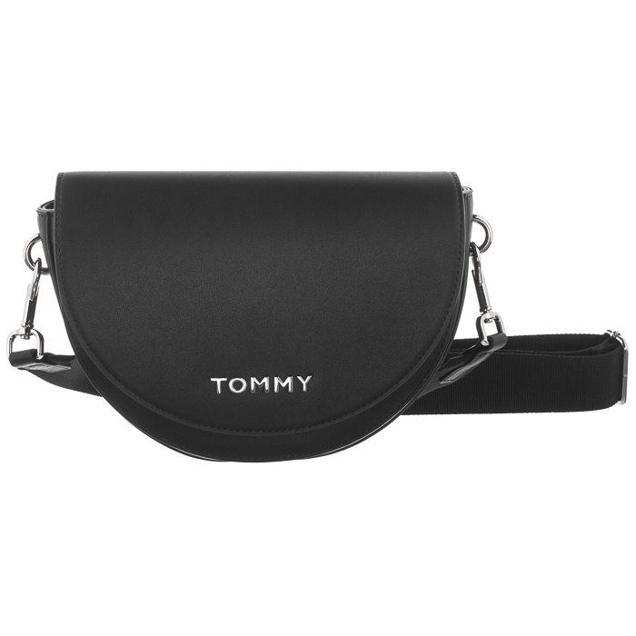 Torebka Tommy Hilfiger Tommy Staple Saddle AW0AW08226 BDS w