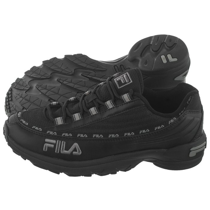 Buty Sportowe Fila Dstr97 Black 1010570.12V w ButSklep.pl