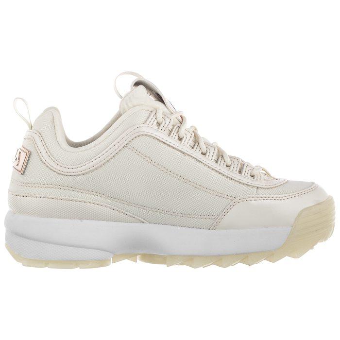 Sneakersy FILA Disruptor Mesh Wmn 1010860.79G Marshmallow