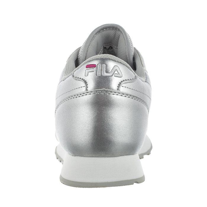 Sneakersy Fila Orbit F Low Wmn SilverWhite 1010454.80I w