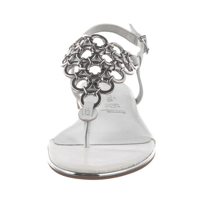 Sandały Tamaris Białe 1 28067 34 100 White (TM278 c
