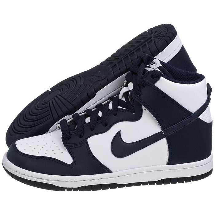 Buty Nike Dunk High (GS) 308319 100 w ButSklep.pl