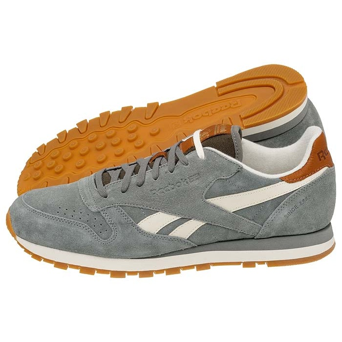 Buty Reebok CL Leather Suede V48598 2 w ButSklep.pl