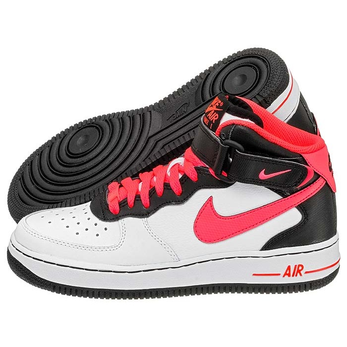 Buty Nike AIR Force 1 Mid (GS) 314195 004 w ButSklep.pl