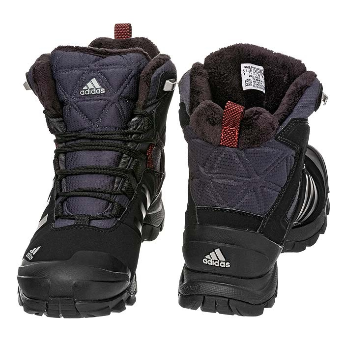 Buty trekkingowe adidas Winter Hiker Speed CP PL V22179 w