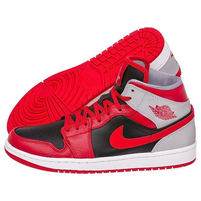 Buty Nike Air Jordan 1 MID 554724 603 w ButSklep.pl