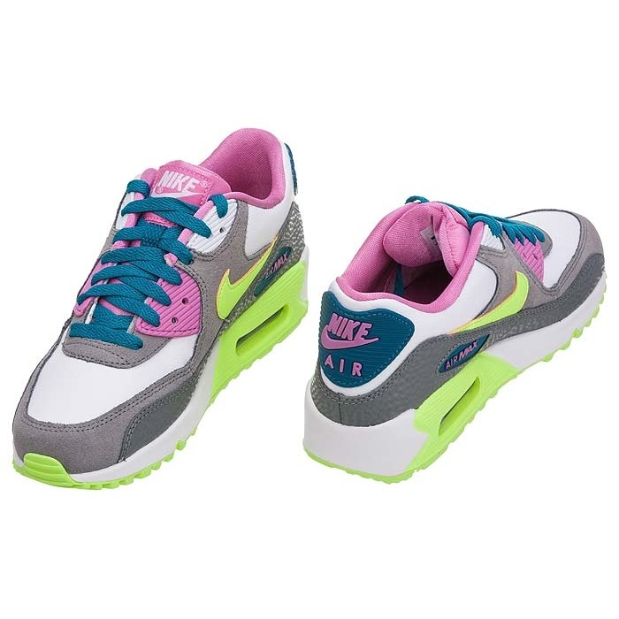 Buty Nike Air Max 90 2007 (GS) 345017 504 w ButSklep.pl
