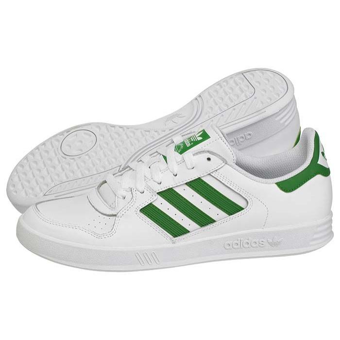 buty adidas męskie zielone pasy