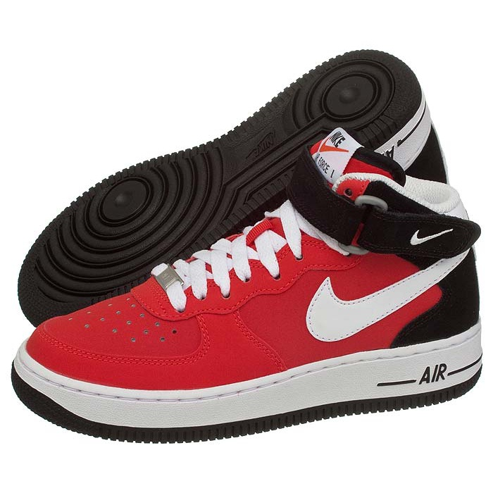 Buty Nike AIR Force 1 Mid (GS) 314195-602 w ButSklep.pl 4a83124629b6