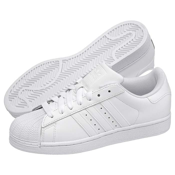 adidas superstar biale damskie