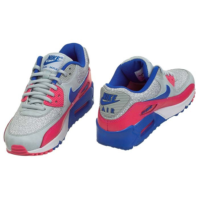 Buty Damskie Nike WMNS Air Max 90 325213 505 Szare
