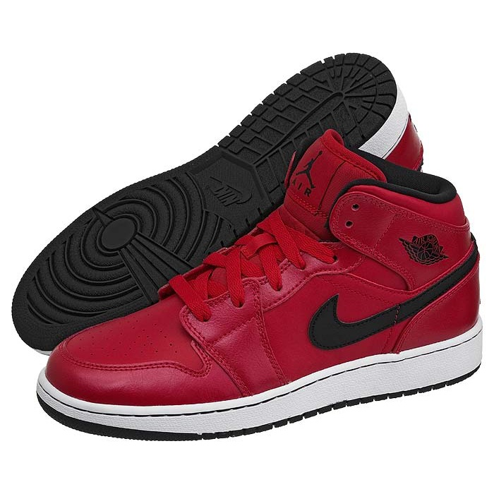 Buty Nike Air Jordan 1 Mid BG 554725 602 w ButSklep.pl