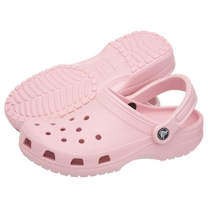 5e7a0f535 Klapki Crocs Cayman Classic Pearl Pink 10001 w ButSklep.pl