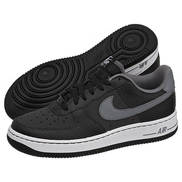 air force 1 damskie szare