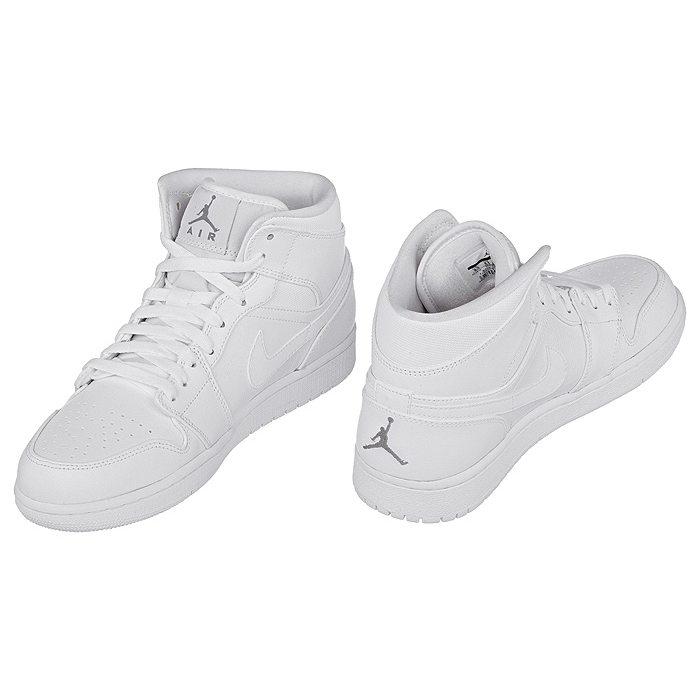 Buty Nike Air Jordan 1 MID 554724 102 w ButSklep.pl