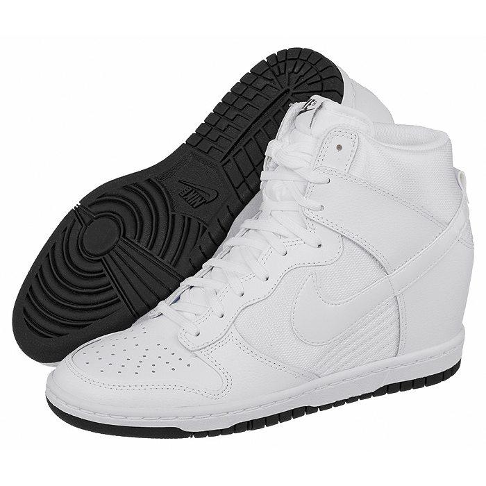 Sneakersy Nike Dunk Sky HI Essential 644877 003 w ButSklep.pl