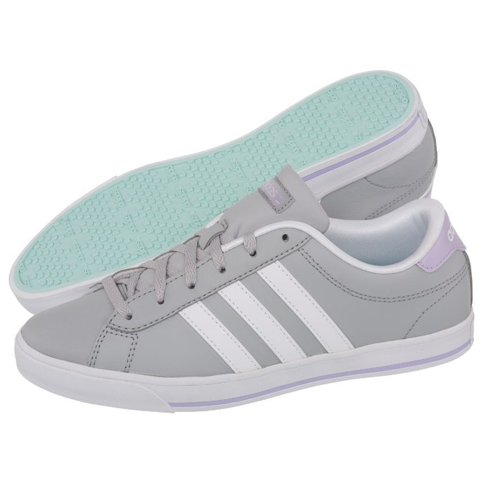 buty damskie adidas neo szare