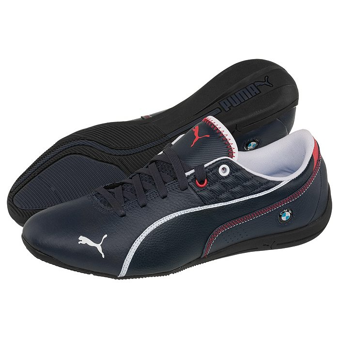 puma bmw drift cat 6 leather