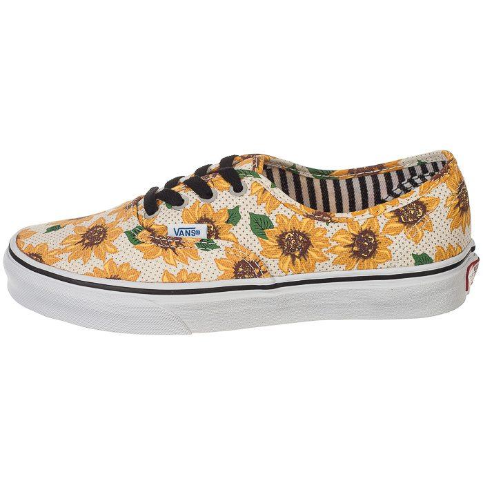 Buty Vans Authentic (Sunflower) VN 0ZUKFN0 w ButSklep.pl
