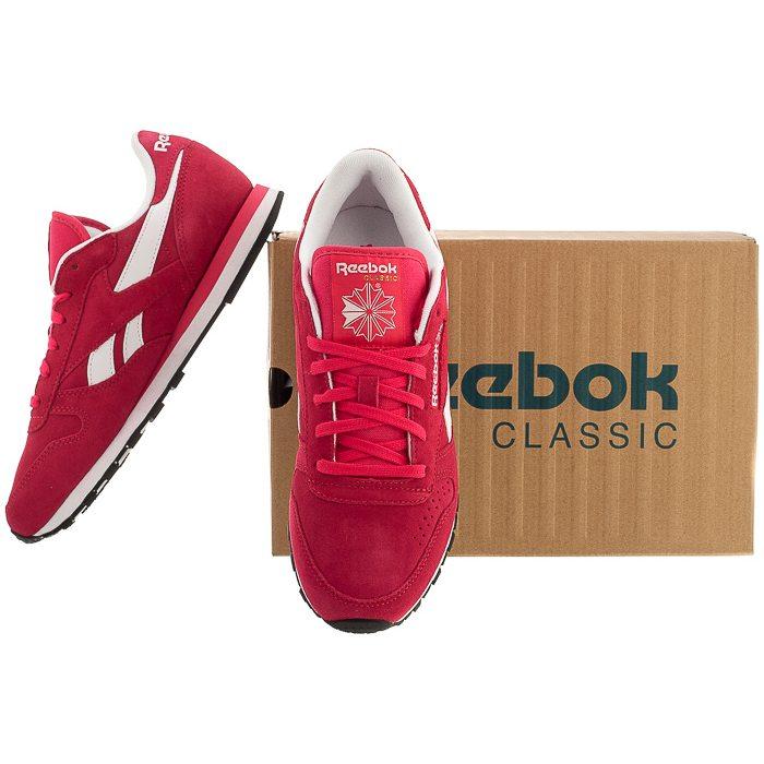 aabf8c39790 Buty Reebok CL Leather Suede M46525 w ButSklep.pl