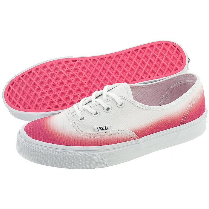 buty vans authentic ombre floral