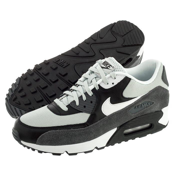 Nike Air Max 90 Essential 537384 037 | Biały, Czarny, Szary