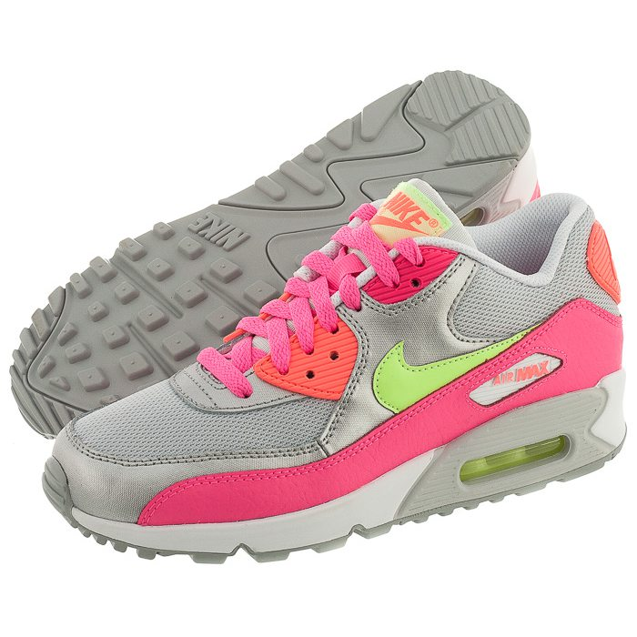 low priced 2f321 06332 Buty Nike Air Max 90 Mesh (GS) 724855-001