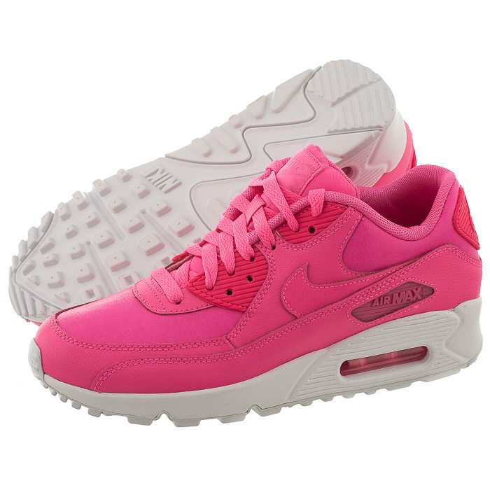 Buty Nike Air Max 90 LTR (GS) 724852-600