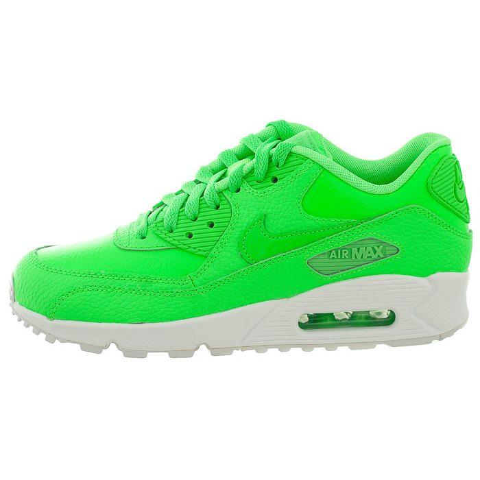 Buty Nike Air Max 90 Ltr Gs W 724821 300 zielone