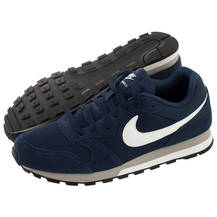 the latest d9c26 2aa99 Buty Sportowe Nike MD Runner 2 749794-410