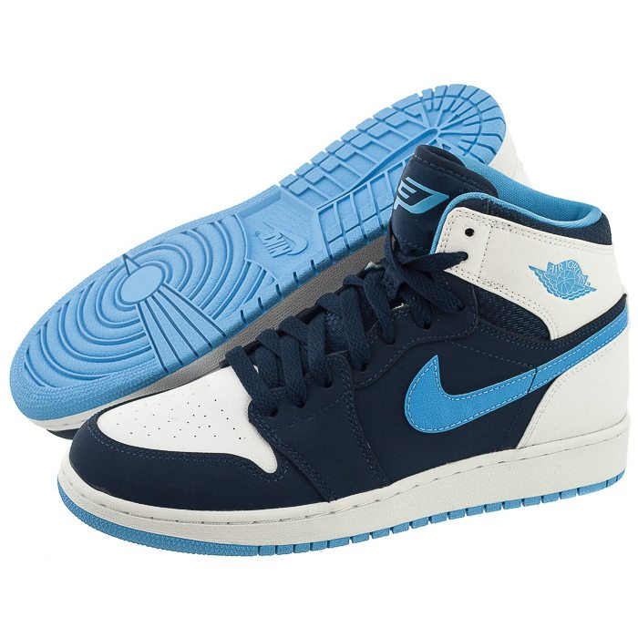 Buty Nike Air Jordan 1 Retro High BG 705300 402 w ButSklep.pl