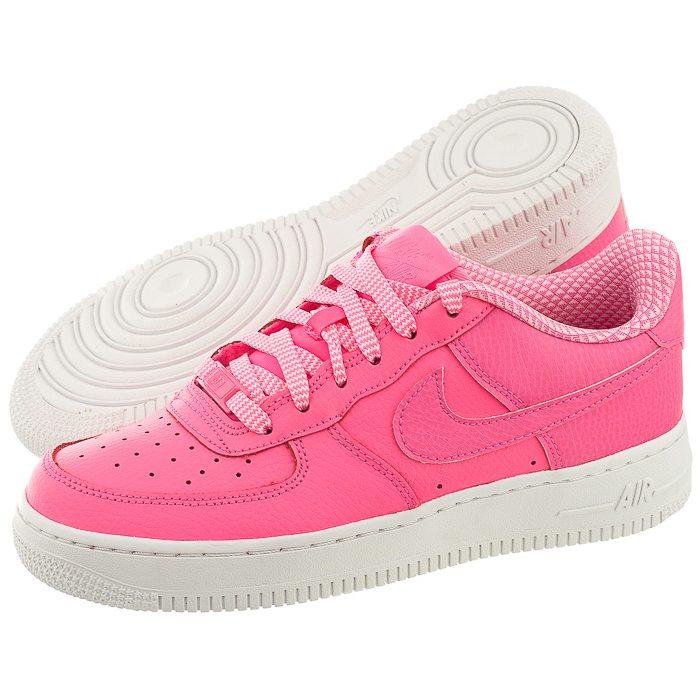 nike air force 1 damskie różowe