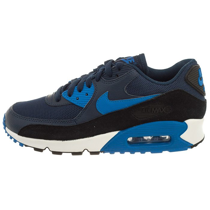 Buty WMNS Air Max 90 Essential 616730 401 (NI567 e)
