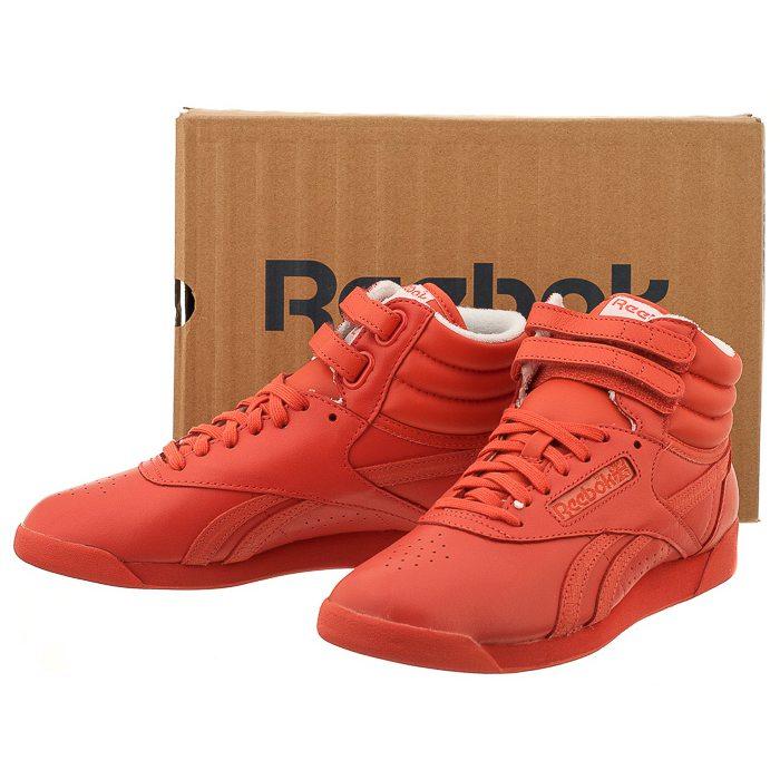 Reebok Buty FS HI Spirit (RE328 a) czerwony V62703 Ceny i