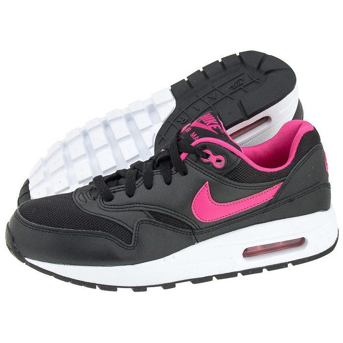 air max damskie czarno różowe