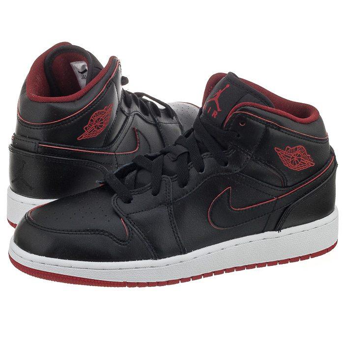 Buty Nike Air Jordan 1 Mid BG 554725 028 w ButSklep.pl