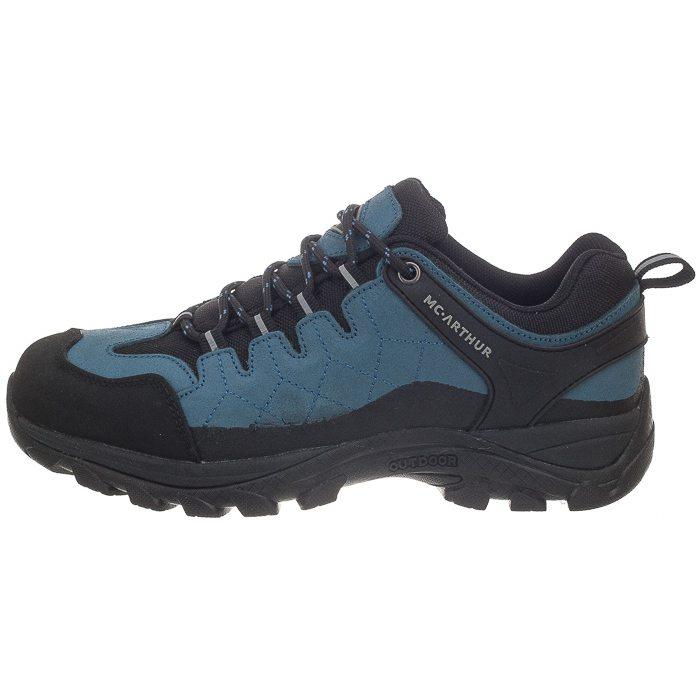 Buty trekkingowe McArthur C15 F TL 04 BL Niebieskie w