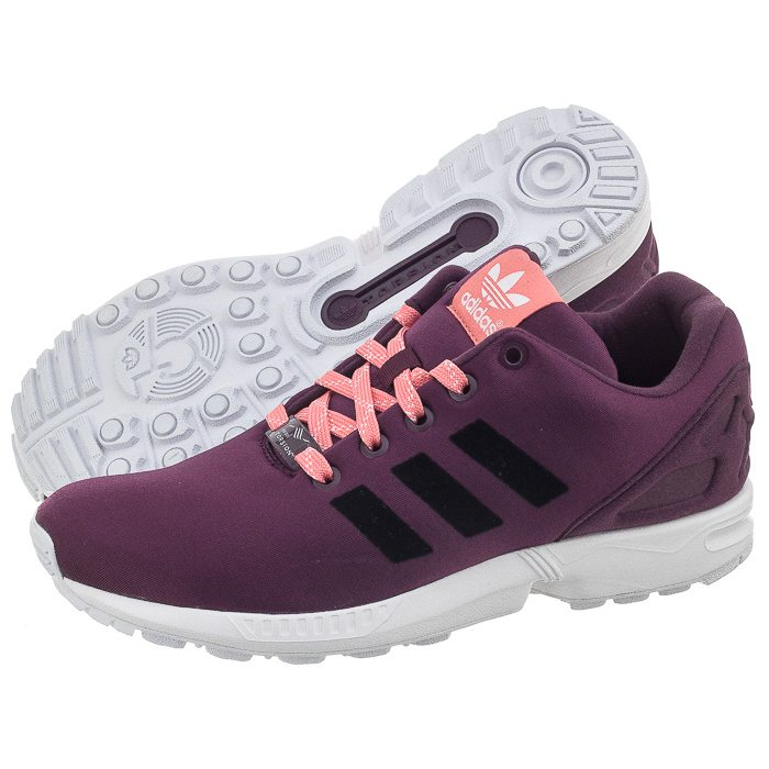 wholesale dealer fe098 b33c1 Buty adidas ZX Flux K B25641