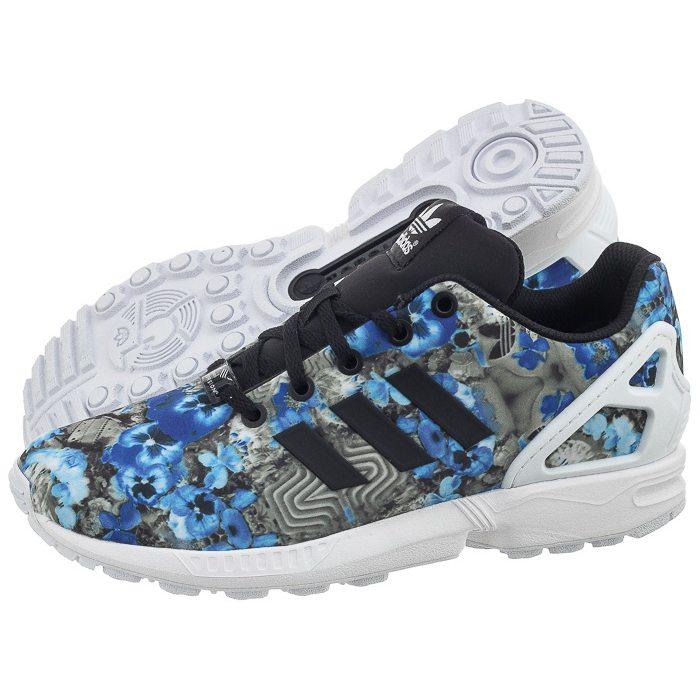 adidas zx flux damskie niebieskie