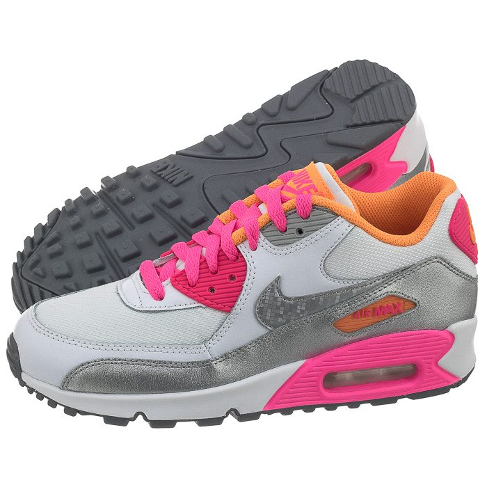 finest selection 32557 675eb Buty Nike Air Max 90 Mesh (GS) 724855-101