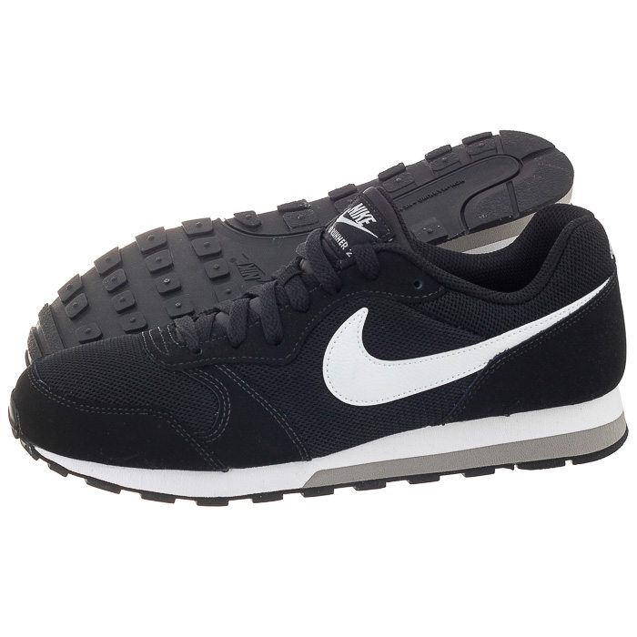 Buty Nike MD Runner 2 (GS) 807316-001 w ButSklep.pl a7764e1a122a9