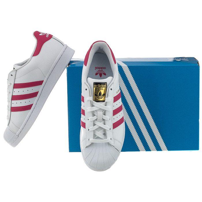buty adidas superstar foundation j b23644