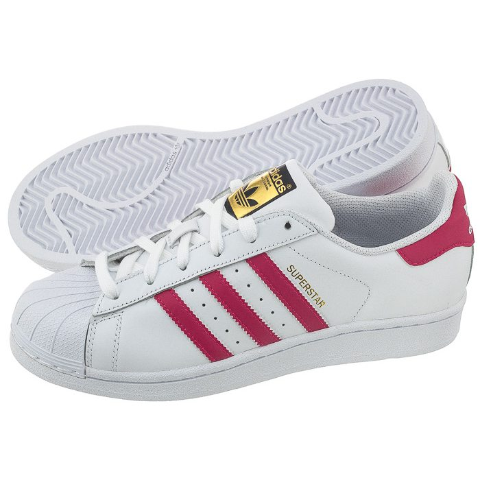 Buty adidas Superstar Foundation J B23644