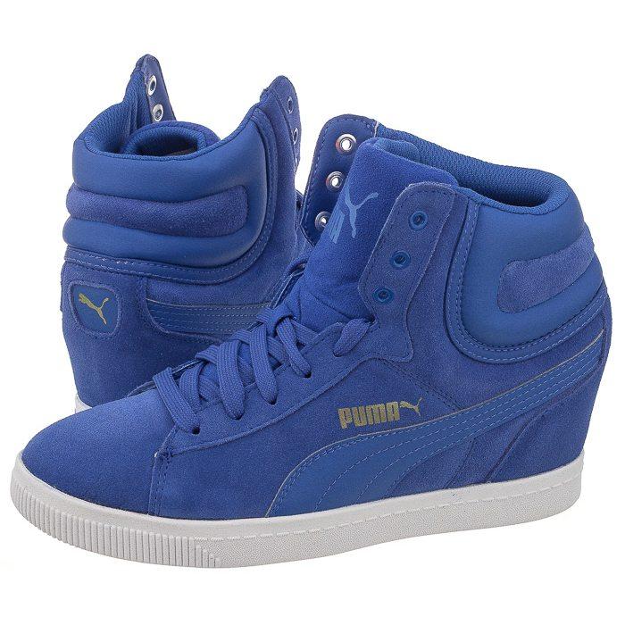 Sneakersy Puma Vikky Wedge 357246 07 w ButSklep.pl