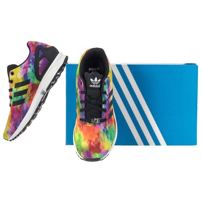 Buty Sportowe adidas ZX Flux K S74958 w ButSklep.pl
