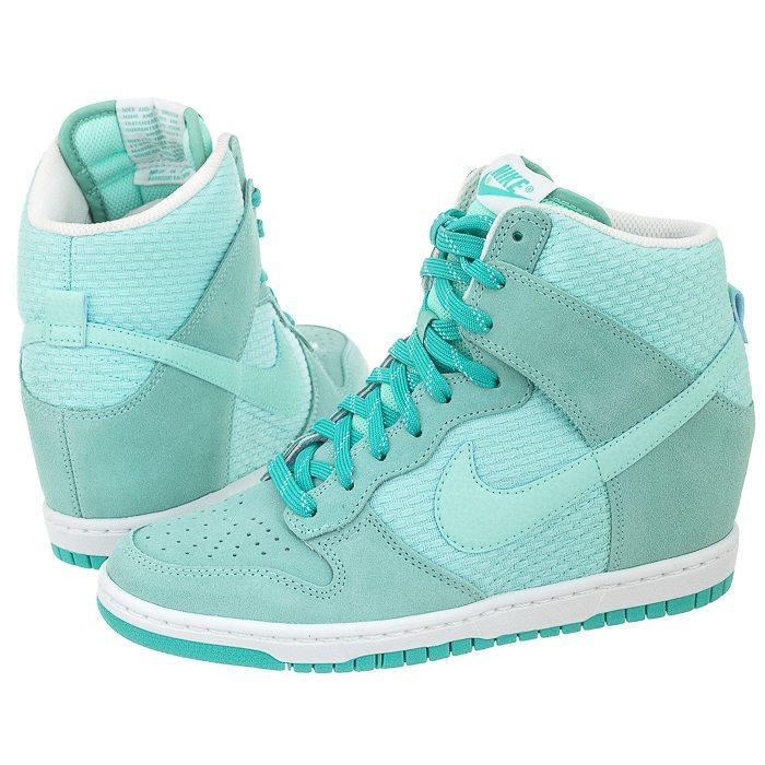 wholesale dealer ba7c3 3afb6 Sneakersy Nike Dunk Sky HI Essential 644877-303