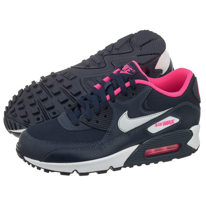 sale retailer ab27b d2b4b Buty Nike Air Max 90 Mesh (GS) 724855-400