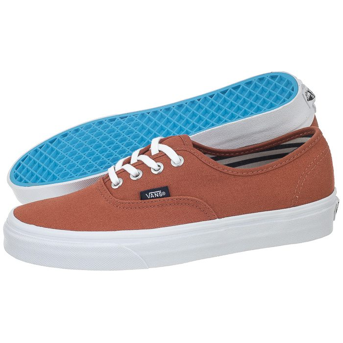 0fb7f5560471 Tenisówki Vans Authentic (Deck Club) Auburn VN0004MKIPN w ButSklep.pl