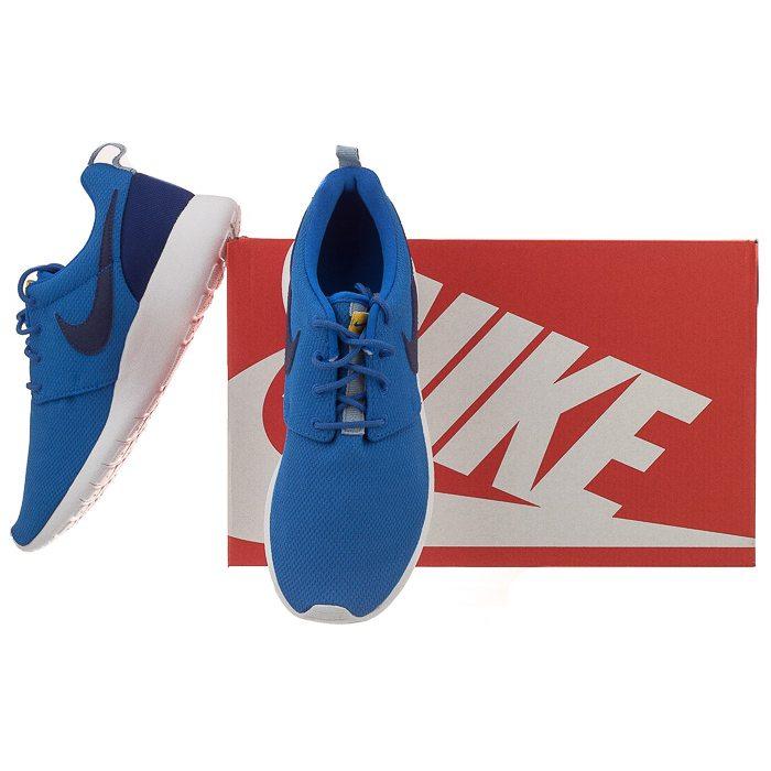 Buty Nike Roshe One (GS) 599728 417 w ButSklep.pl